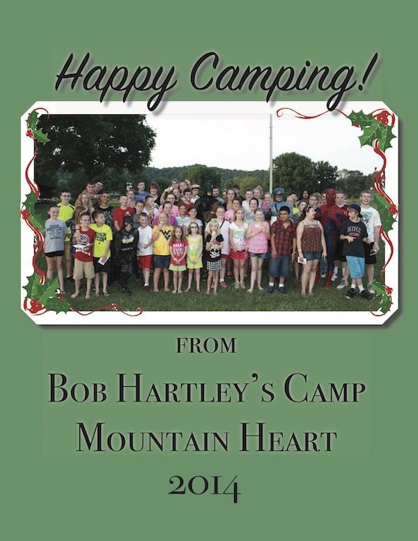 Brochure 2014 coverCamp Mountain Heart